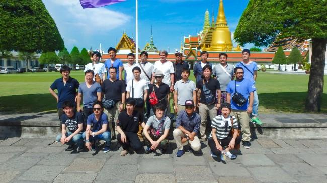 タイ社員研修旅行